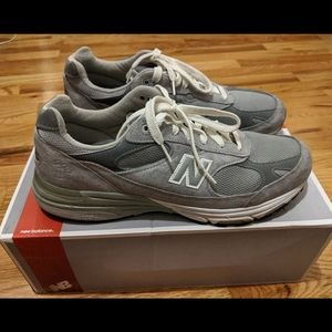 New Balance Classic Sneakers 993 MR993GL 11.5